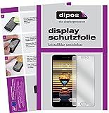 dipos I 4X Schutzfolie klar kompatibel mit Meizu Pro 7 Plus Folie Bildschirmschutzfolie (2X Vorder- und 2X Rückseite)