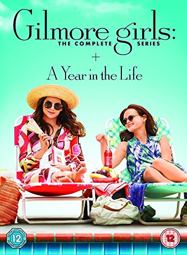 Gilmore Girls: The Complete Series And A Year In The Life [DVD] [2000] [2017]