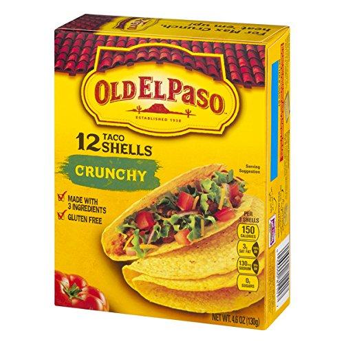 OLD EL PASO Crunchy Taco Shells, 4.6 oz