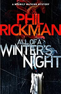 All of a Winter's Night (Merrily Watkins Mysteries Book 15)