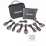 Hantek Osciloscopio automocion coche digital 8 Canales,osciloscopios automotriz portatiles 2.4MSa / s 100kHz Diagnóstico Programable Generador de Señal Automóvil 8CH USB2.0