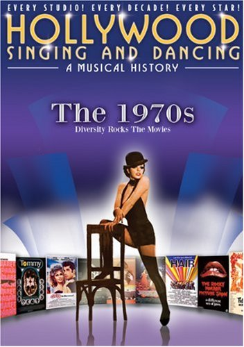 Shirley Jones - Hollywood Singing And Dancing - A Musical History - The 1970s [DVD] [2008] [Edizione: Regno Unito]