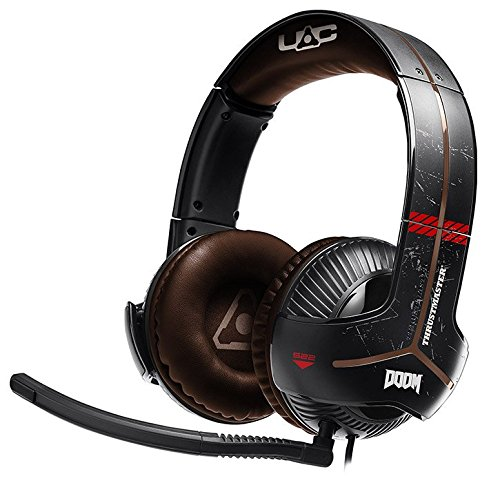 Thrustmaster Y-350X Doom Edition (Gaming-Headset, Xbox One / PC)