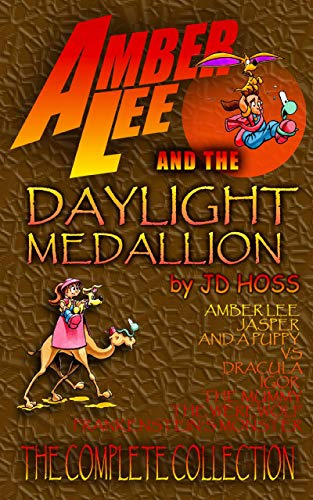 Amber Lee and the Daylight Medallion Complete Collection: Halloween Special featuring the bonus story