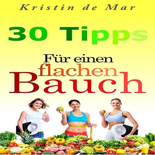 30 Tipps für einen flachen Bauch Titelbild