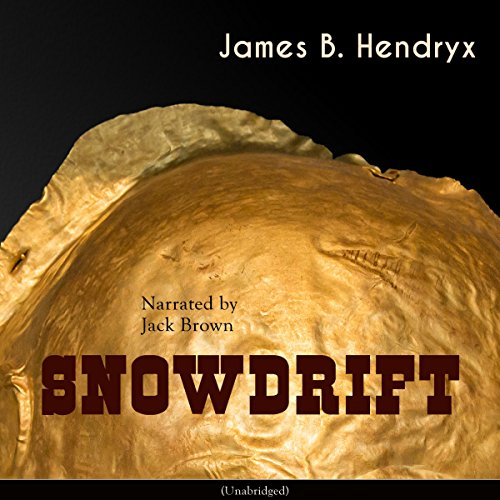 Snowdrift audiobook cover art