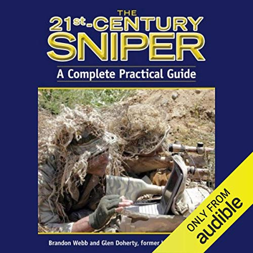 The 21st-Century Sniper  By  cover art