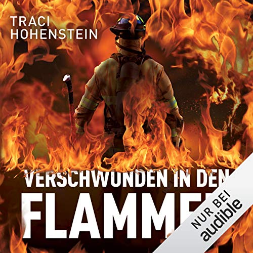 Verschwunden in den Flammen  By  cover art