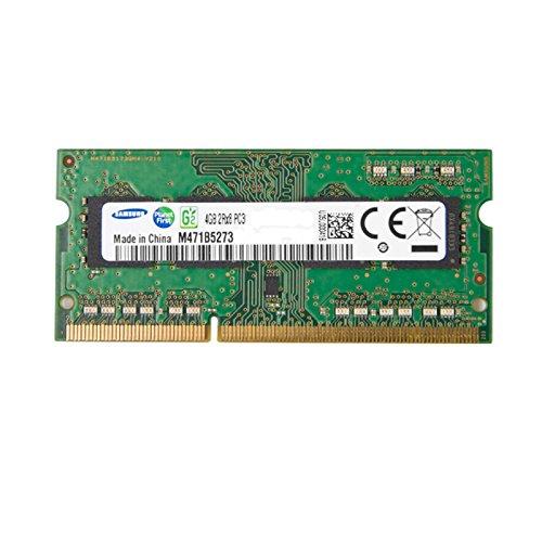 4GB RAM Laptop SODIMM Samsung m471b5173qh0-yk0PC3–12800S 1600MHz DDR3