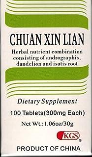 Andrographis Tablet (Chuan Xin Lian Pian)