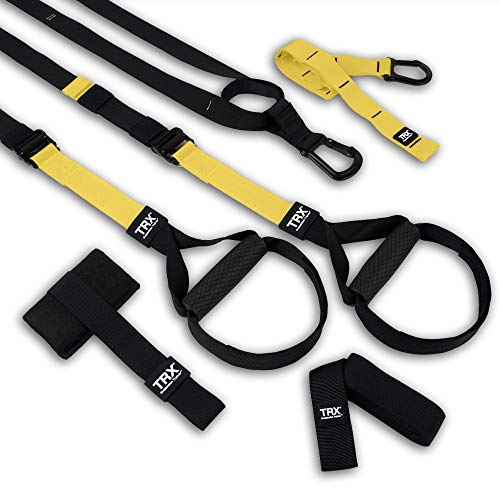 TRX PRO3 Suspension Trainer System Design & Durability| Includes Three Anchor Solutions, 8 Video...