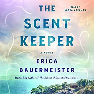 The Scent Keeper audiobook cover art