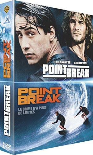 Coffret point break 2 films : point break extrême limite ; point break