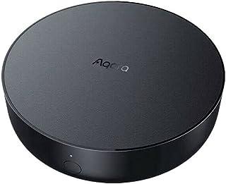 Aqara Hub M2 EU/controlecentrum/Smart Home gateway Center met HomeKit/WiFi/Ethernet/IR/zwart