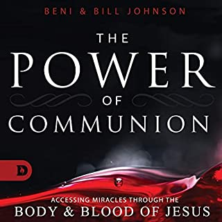 The Power of Communion audiobook cover art