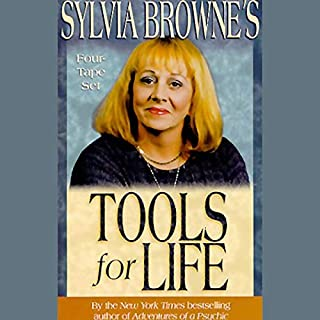 Sylvia Browne's Tools for Life audiobook cover art