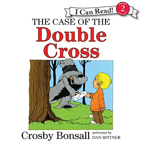 The Case of the Double Cross audiobook cover art