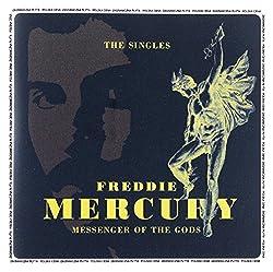 Freddie Mercury: Messenger Of The Gods - The Singles [2CD]