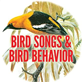 Bird Song and Behavior audiobook cover art