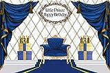 Telón de Fondo de Princesa Rosa para fotografía Cortina de Corona Dorada Fiesta de cumpleaños Retrato Foto telón de Fondo Estudio fotográfico A20 10x7ft / 3x2,2 m