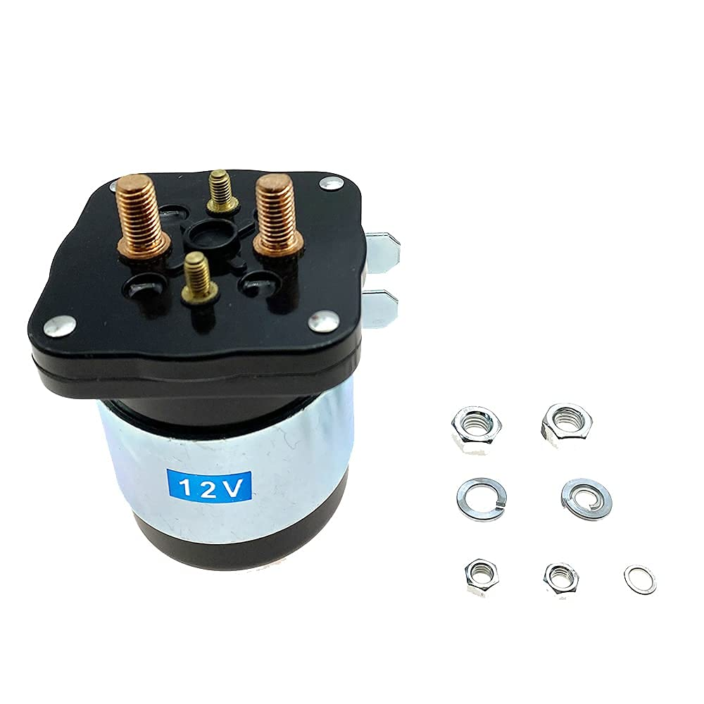 500Amp Online limited Max 41% OFF product Continuous Battery Isolator Audio Mobile 500A Relay
