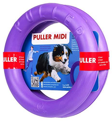 Puller 6488 Spielringe Schwimmringe 2-er Set midi 20 cm / 3 cm