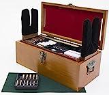 Winchester Estacion de Limpieza Universal para Arma Larga, del Calibre .17 al 12, 50 Piezas