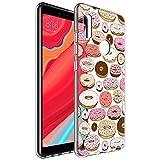 Xiaomi Redmi S2 Case, Eouine Phone Case Transparent Clear