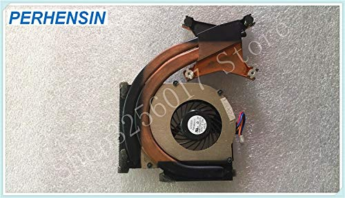 Occus - Cables for Lenovo for ThinkPad T410 T410S Laptop CPU Cooling Fan Heatsink 45M2680 - (Cable Length: 0.2m)
