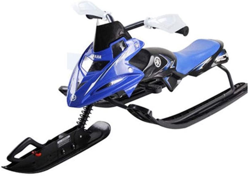 JYTB Snow Factory outlet Sleds Sledge Sled and Bargain sale Brakes Steering Scoo Sleigh