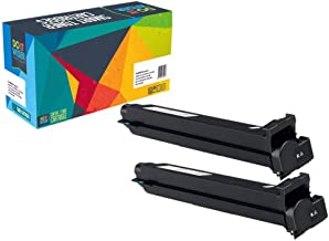 Doitwiser ® Konica Minolta BizHub C203 C200 C253 C353 Tóner Negro Compatible - TN213K A0D7152 (2 Pack)