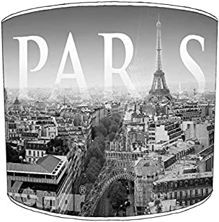 Premier Lighting Ltd 8 inch Paris Abat-jour4 pour Un plafonnier