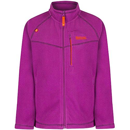 Regatta Boys & Girls Marlin V Warm Full Zip Microfleece Jacket