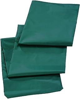 schutzhülle für Leifheit Schutzhülle für Wäscheschirme, wetterfest, Abdeckung aus hochwertigem Material, auch zum Schutz von Skiern und Sonnenschirmen geeignet, Schutzhuelle, grün