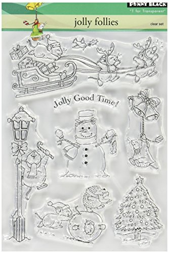 Penny Black Clear Stamp 5\