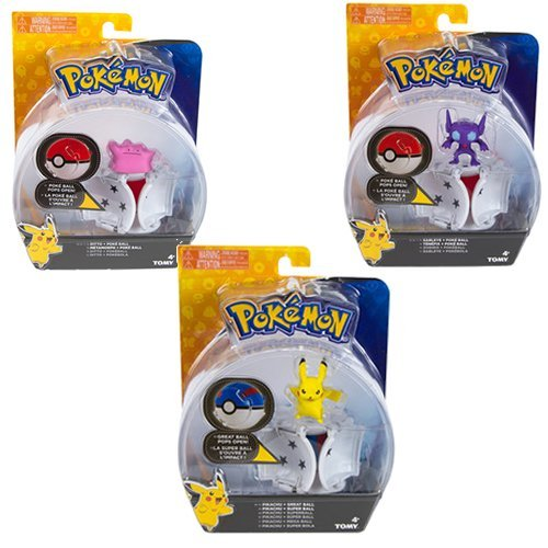Pokemon T18873d3 sprei 'n' Poke Ball