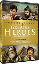 Greatest Heroes of the Bible: Volume Three - God's Power: Tower of Babel / Jacob's Challenge / Sodom & Gomorrah / Joseph in Egypt