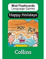 Happy Holidays (Mini Flashcards Language Games)