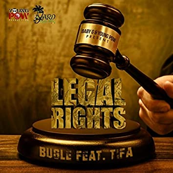 Legal Rights (feat. Tifa) - Single