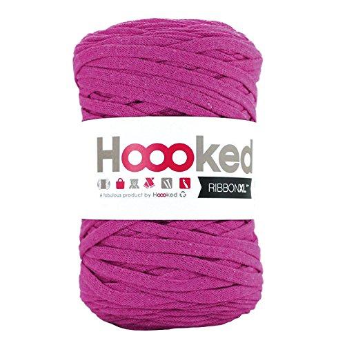 Hoooked Ribbon XL Yarn-Crazy Plum