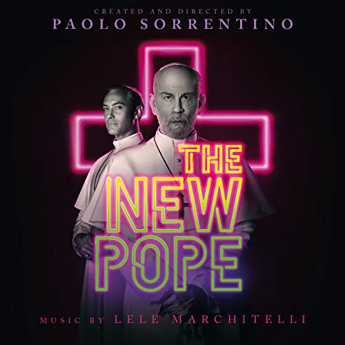 The New Pope (Original Soundtrack from the Hbo Ser [Vinyl LP]
