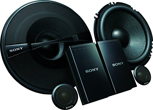 Read About Sony XSGS1621C GS Series 6.5-Inch 2-Way Component Speakers, Set of 2