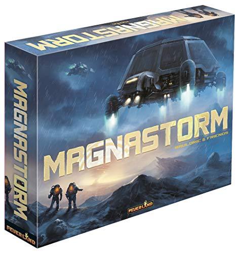 Magnastorm (Feuerland Spiele 25)