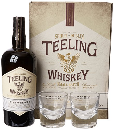 Photo of Teeling Blended Small Batch Gift Box 46% 70cl