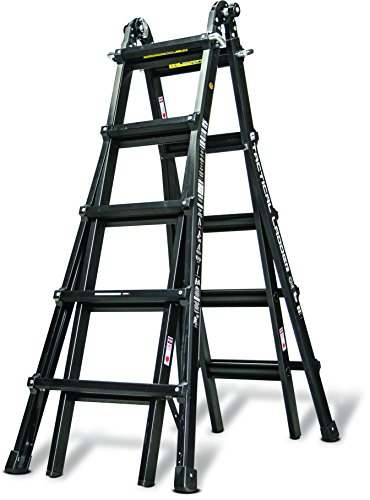Little Giant 10103T Tactical 300-Pound Duty Rating Multi-Use Ladder, 22-Foot