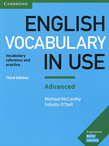 English Vocabulary in Use: Advanced Book with Answers: Vocabulary Reference and Practice [Lingua inglese]