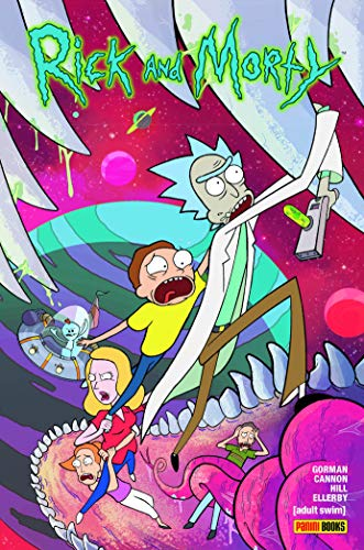Rick e Morty - Volume 1