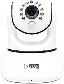 Überwachungskamera IN-8015 Full HD Weiss von INSTAR – WLAN IP Kamera –..