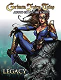 Grimm Fairy Tales Adult Coloring Book: Legacy