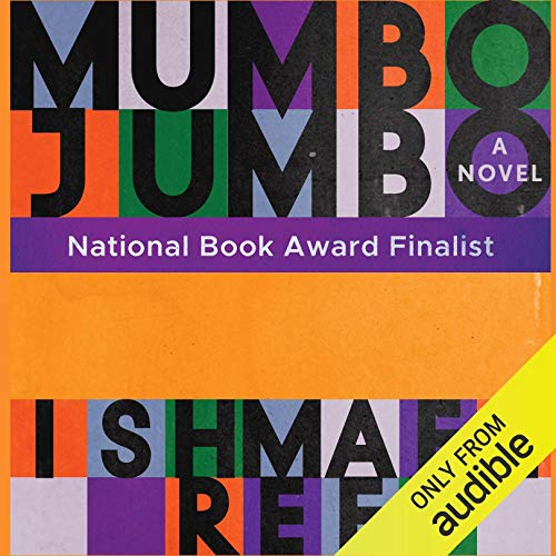 Mumbo Jumbo audiobook cover art